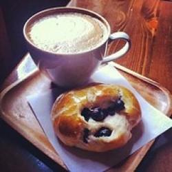 Coffee & scones