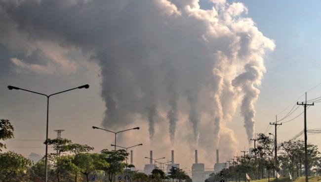 Naukowcy odkryli metodę konwertowania CO2 na nowy materiał budowlany!
